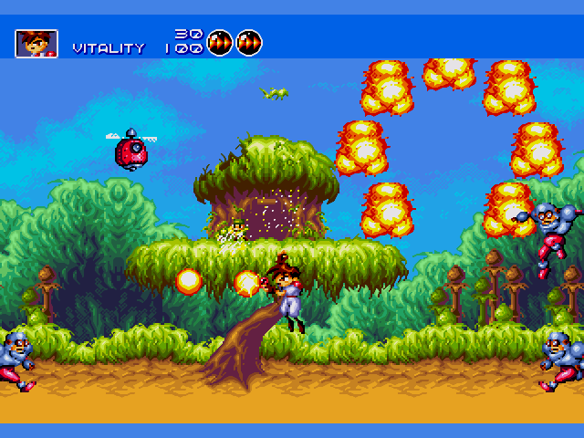 Treasure treasure Gunstar Heroes gets 3D makeover on 3DS eShop