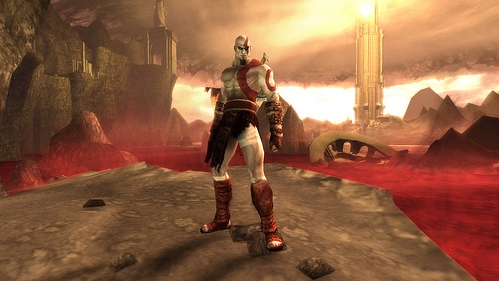 God of War: Chains of Olympus finished, marketing unveiled
