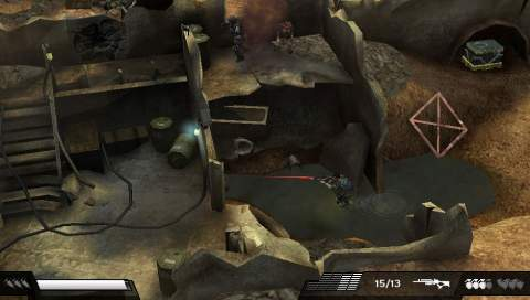 Killzone Liberation Psp Update Articles Pocket Gamer