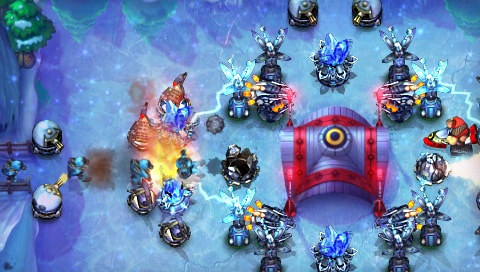 Fieldrunners gets Game Center support, new maps coming soon