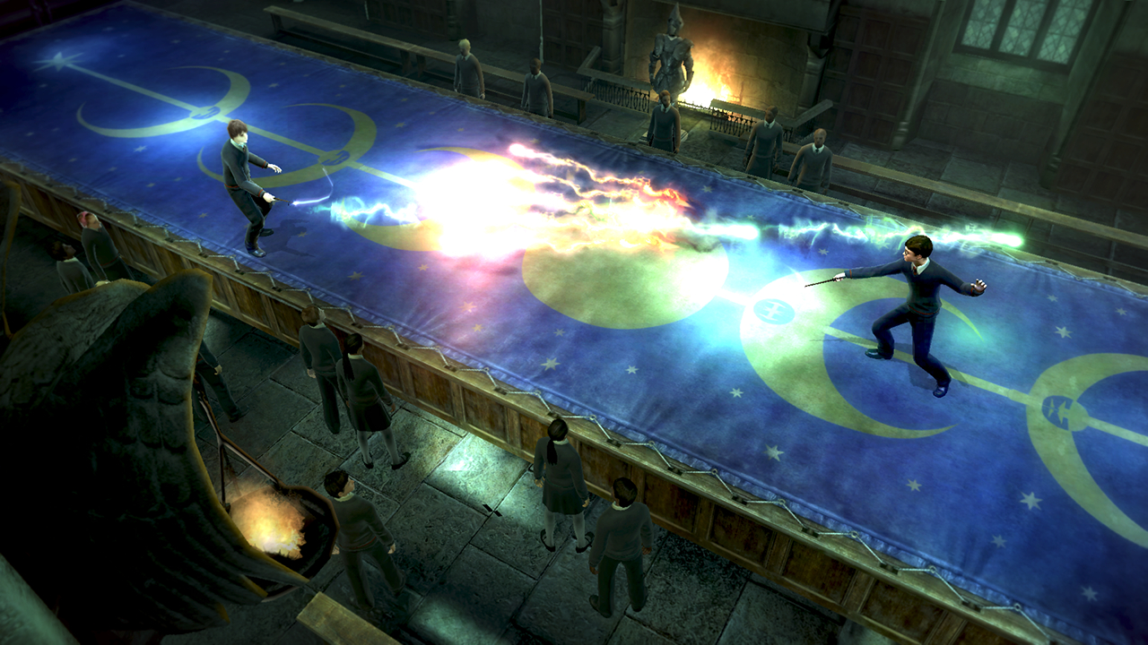 EA bringing Harry Potter and the Half-Blood Prince to DS, PSP and mobile