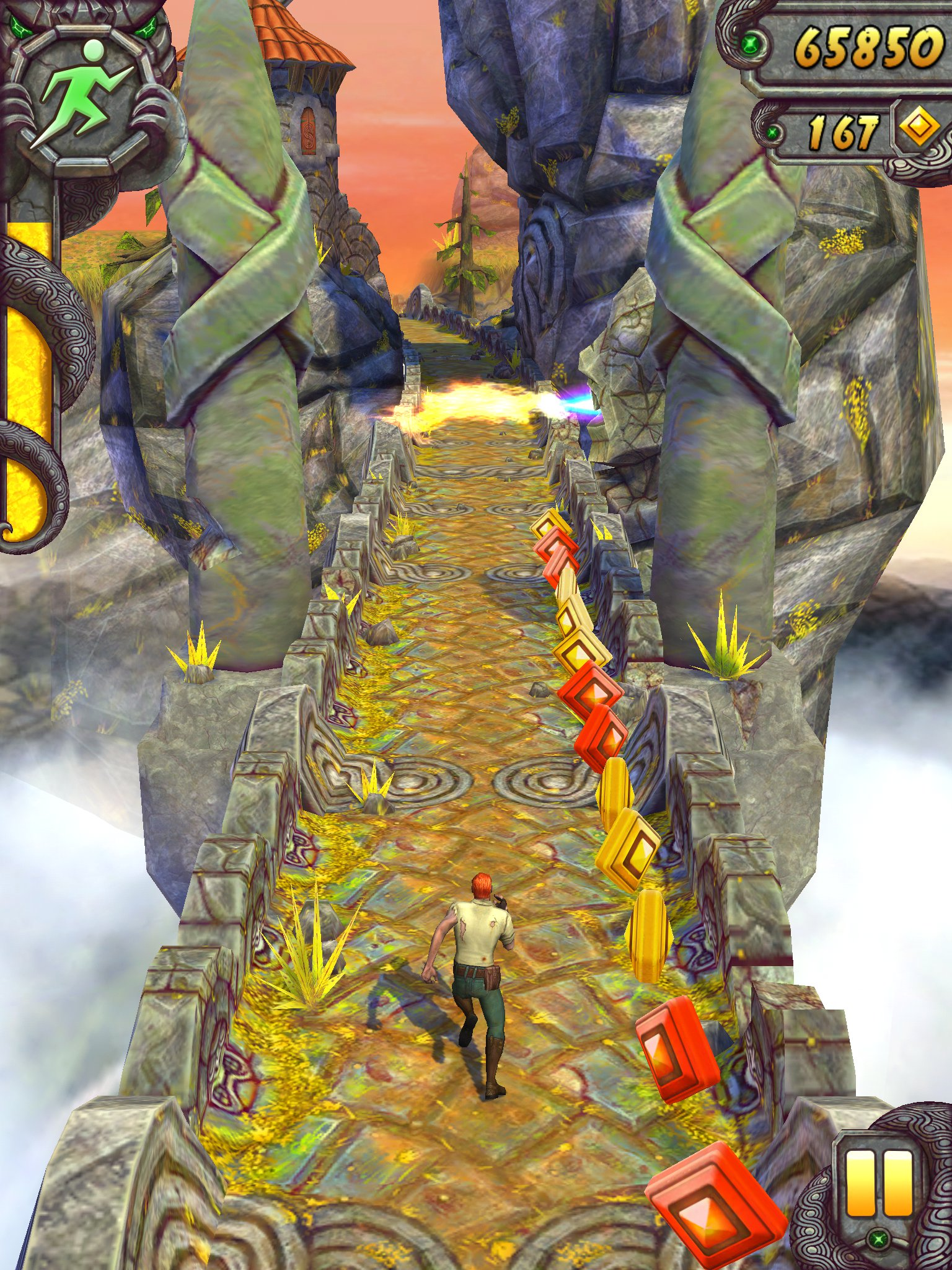 Temple Run 2 races through the 20 million downloads barrier on iOS