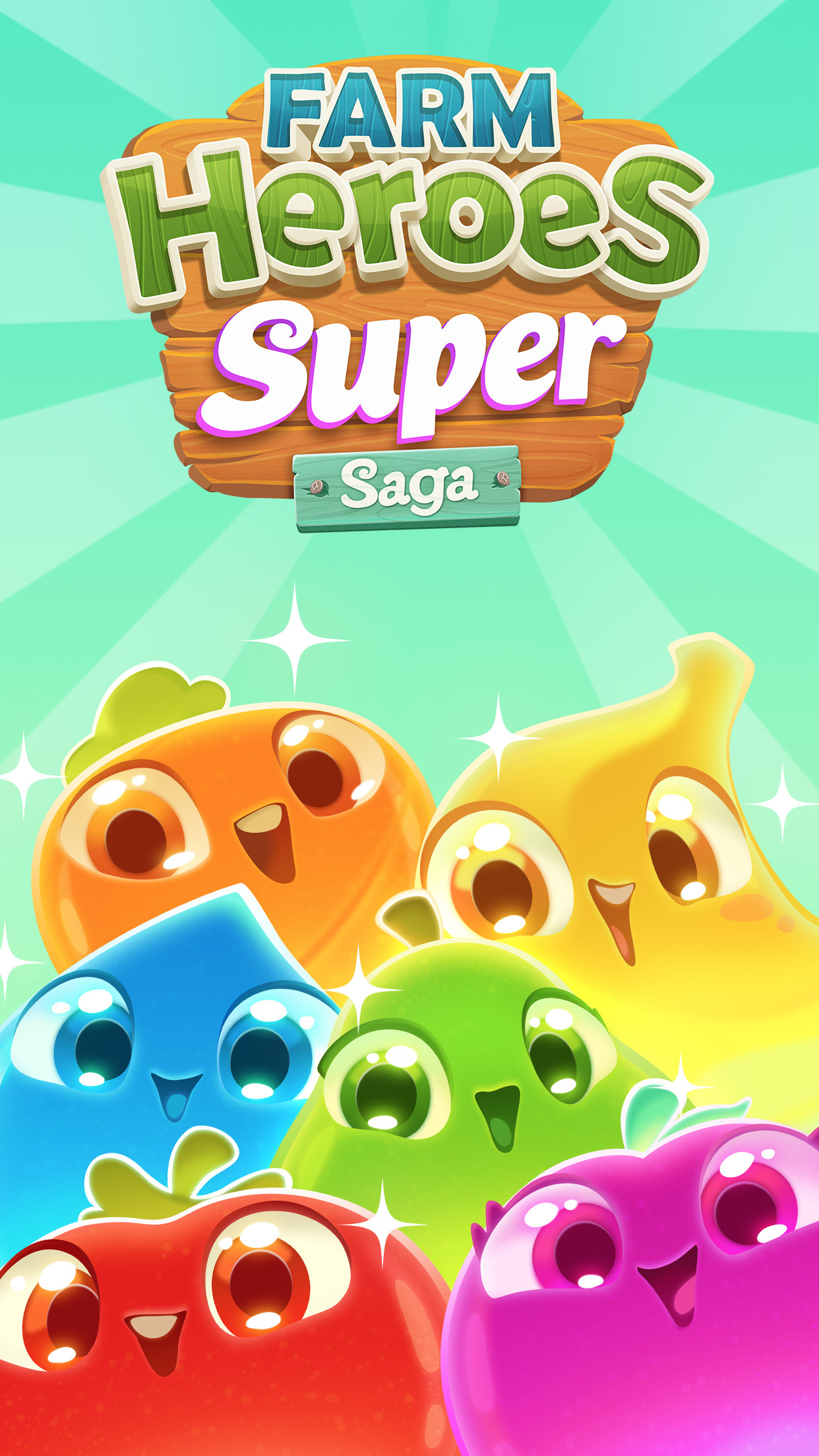 King's Farm Heroes Super Saga is back for more sliding and matching, available now