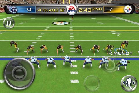 Madden NFL 10 (iPhone)