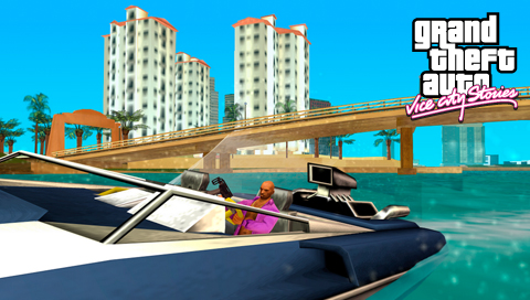 Brand new screens and second GTA: Vice City Stories trailer