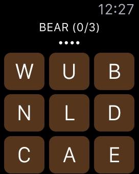 Letterpad (Apple Watch)
