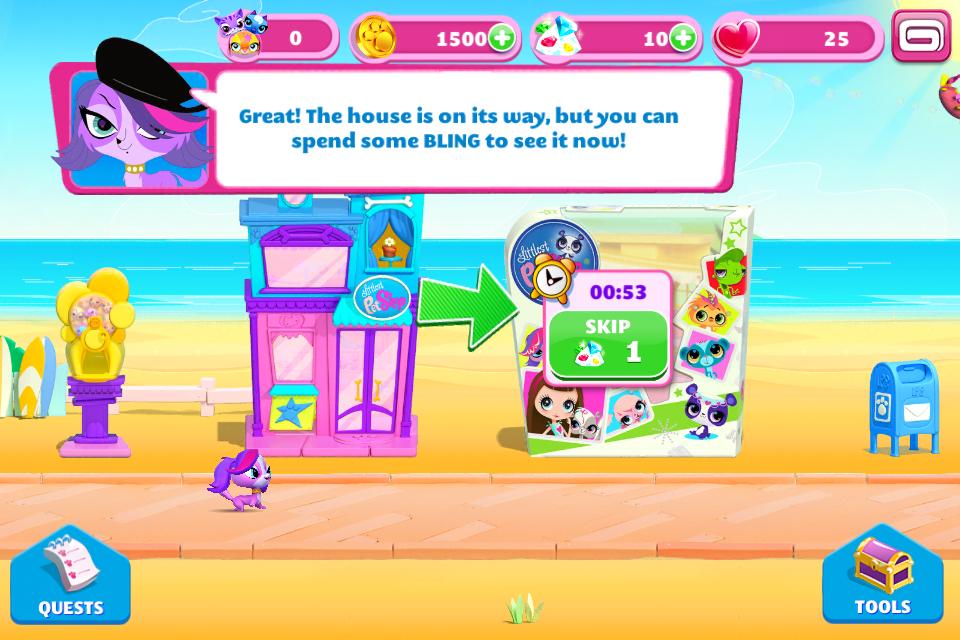 Littlest Pet Shop Android,ds