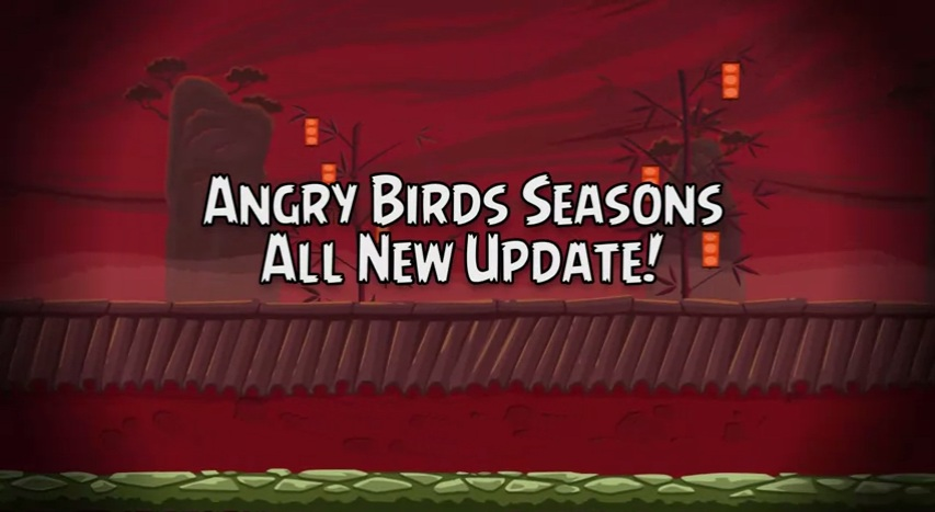 Angry Birds Seasons getting Chinese New Year update this month