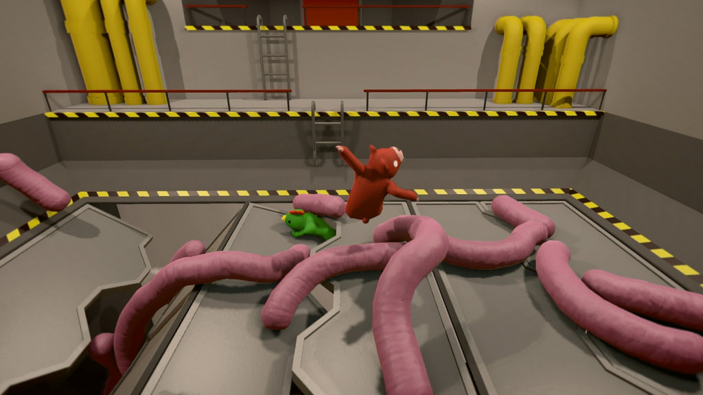 Rezzed 2016: We try Gang Beasts VR edition, is it any good?