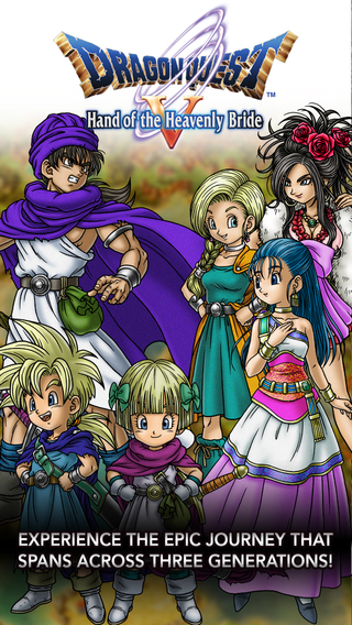 [Update] Out now: Dragon Quest V takes us back to 1992 to befriend monsters on another epic quest