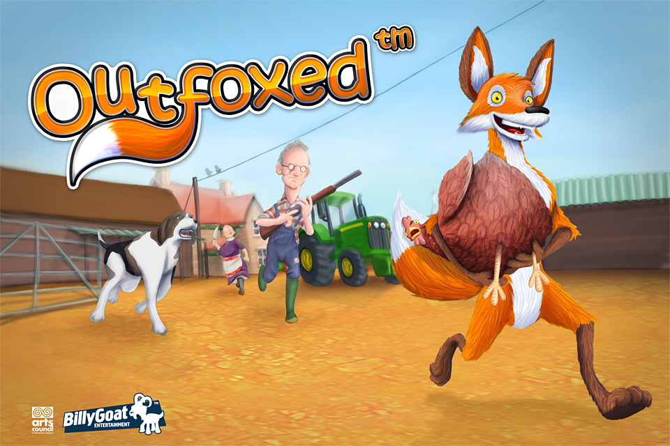 Hands-on with Billy Goat Entertainment's Outfoxed for iPhone and iPad