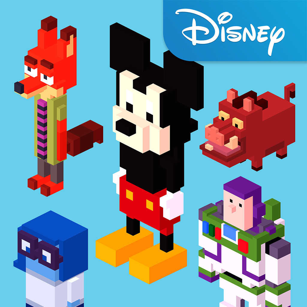 How to unlock EVERY secret and mystery character in Disney Crossy Road