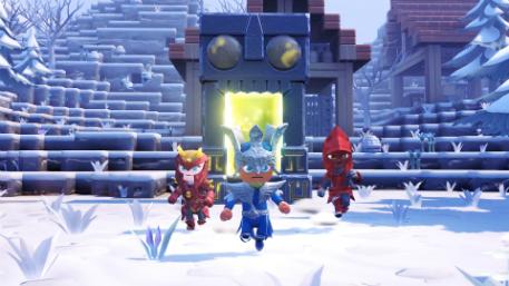 Unleash your creative genius with Portal Knights' Creator's Update