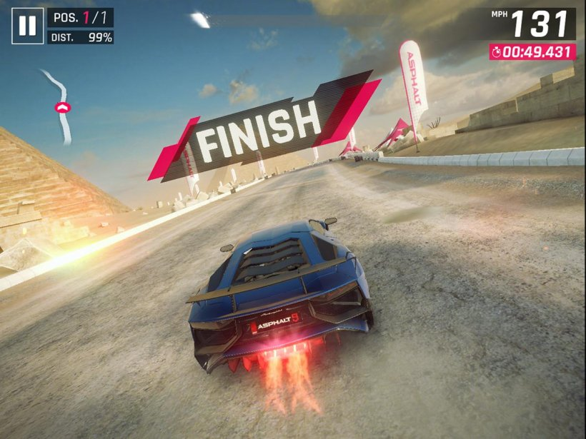 Asphalt 9: Legends cheats and tips - How much are the very best cars?