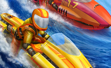 [Update] Win big with Pocket Gamer by racing to victory in Riptide GP 2