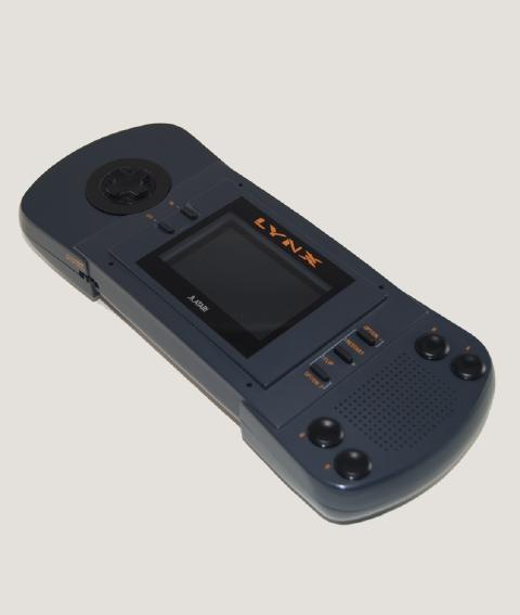 Handheld Classics: Atari Lynx