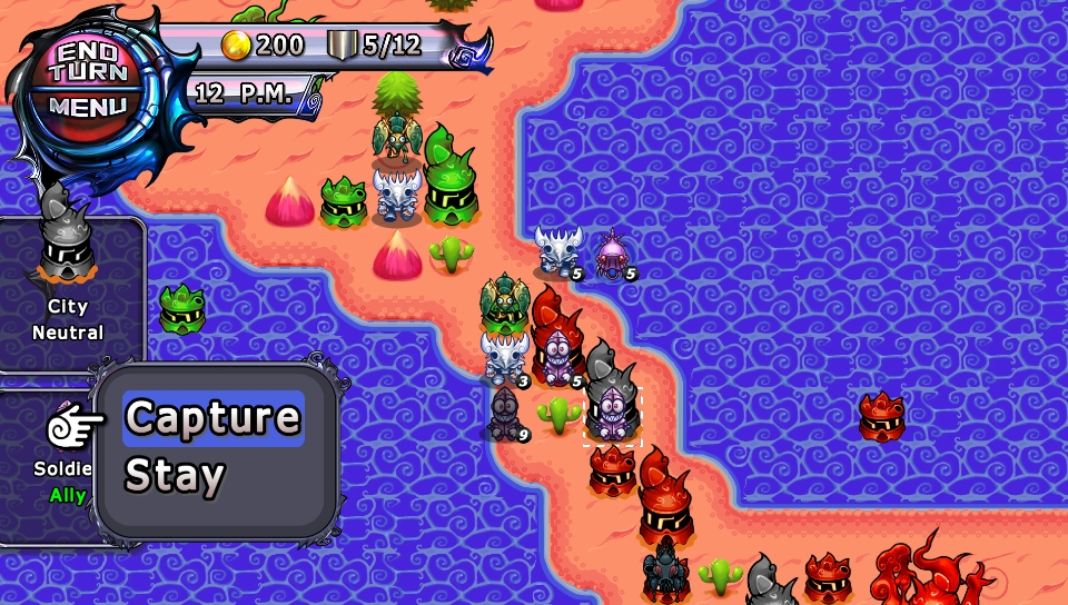 Desert Ashes is Luc Bernard's return to turn-based strategy on Vita, with added multiplayer