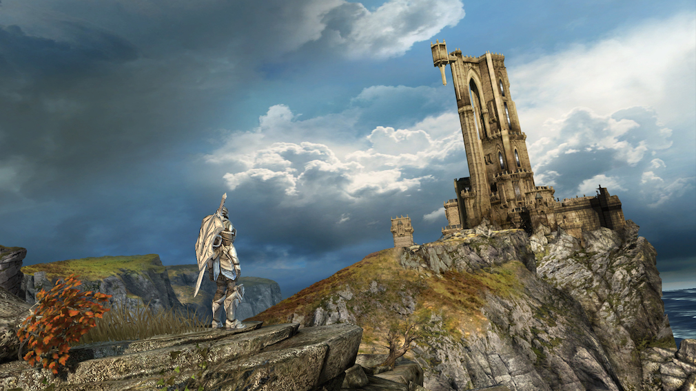 You won't be able to buy the Infinity Blade series on the App Store anymore
