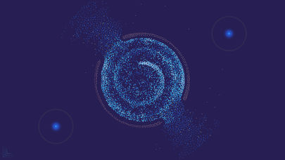 Frost review - A pretty particle puzzler