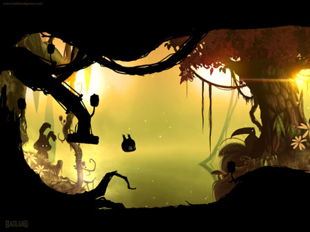 Badland is getting a free level editor, and there's a beta available now