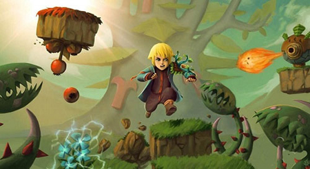 Out at midnight: Almightree is a Zelda-inspired puzzler for iPad and iPhone