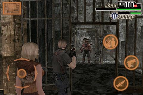 Resident Evil 4: Mobile Edition   Articles   Pocket Gamer