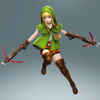 Hyrule Warriors Legends to get Linkle - a female version of Link