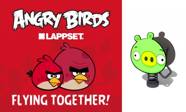 Angry Birds Week: Angry Birds play parks set for construction around the world