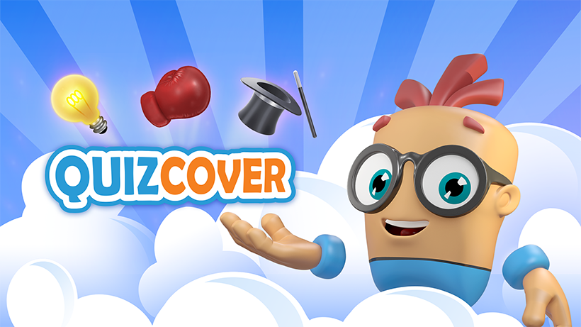 The makers of Quizcover lay out their vision for trivia quiz games