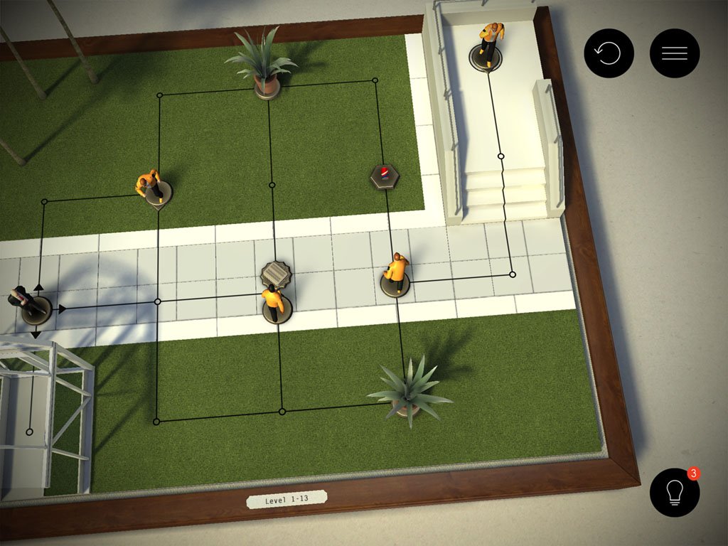 Silver Award-winning Hitman GO now available on Android