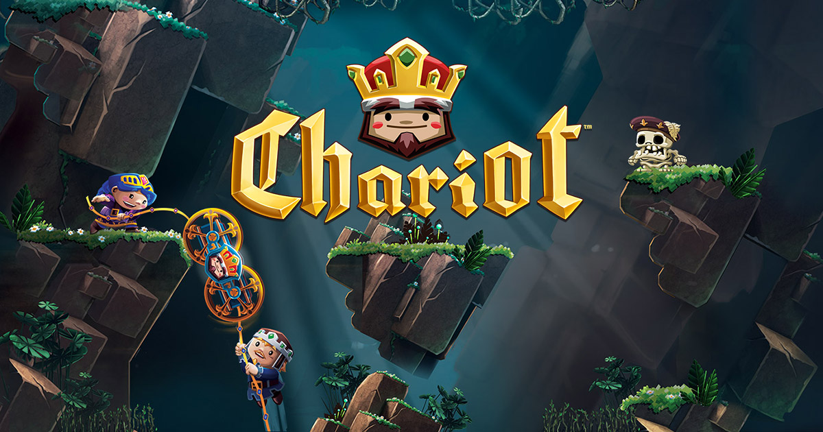 Lovely couch co-op puzzler platformer Chariot is now available on Apple TV