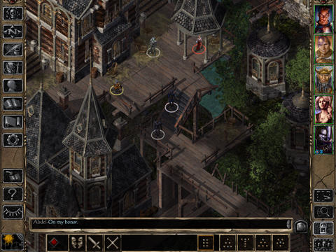 Baldur's Gate II: Enhanced Edition is a bit cheaper on iPad than it has been before