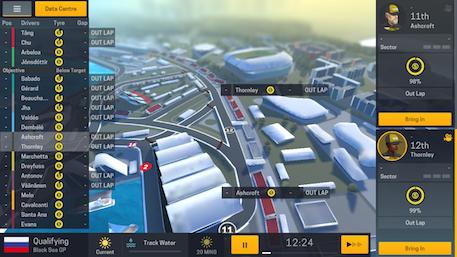 Motorsport Manager 2 review - A super slick management simulation