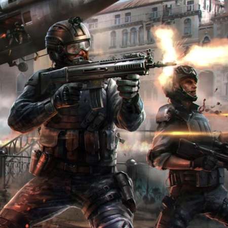 Modern Combat 5 has been updated with new guns, new perks, and new rewards