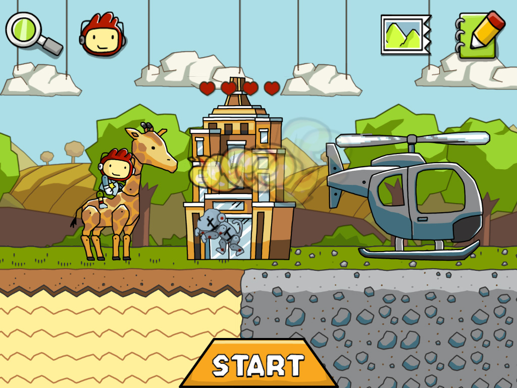 Scribblenauts Remix | Games | Pocket Gamer
