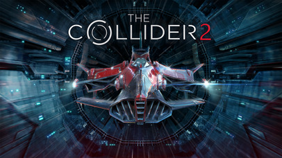 Save the galaxy at hyperspeed in arcade action game Collider 2