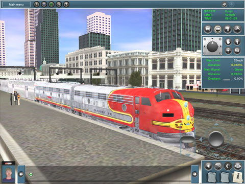 Right on schedule, NV3 brings train simulator Trainz to iPad