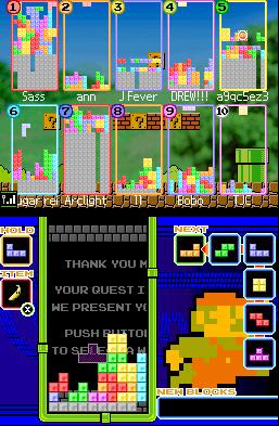 Slow Down Tetris