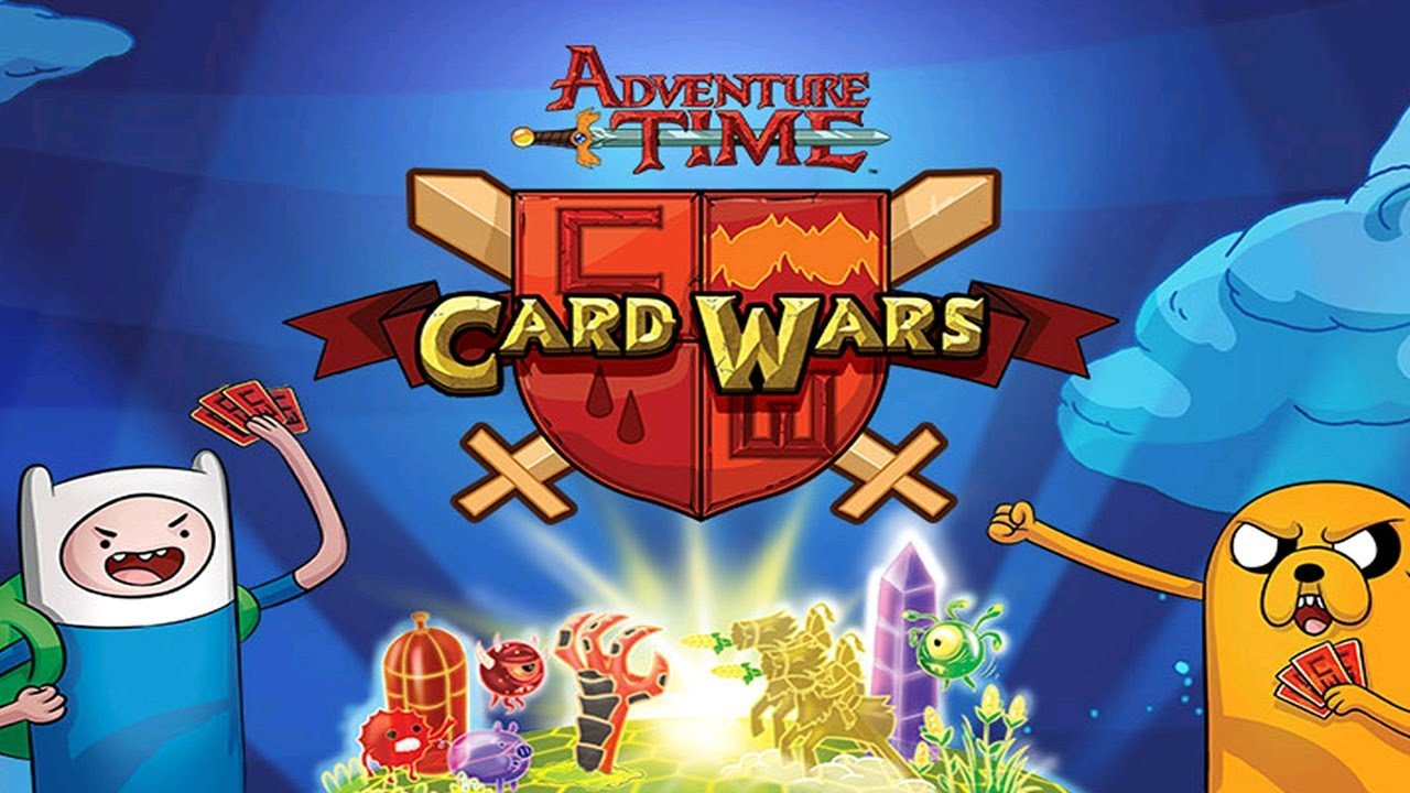 Adventure Time's next instalment, Card Wars Kingdom, releases on iOS and Android