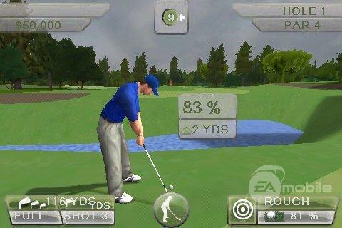 iPhone swing-'em-up Tiger Woods PGA Tour slashed to 99c