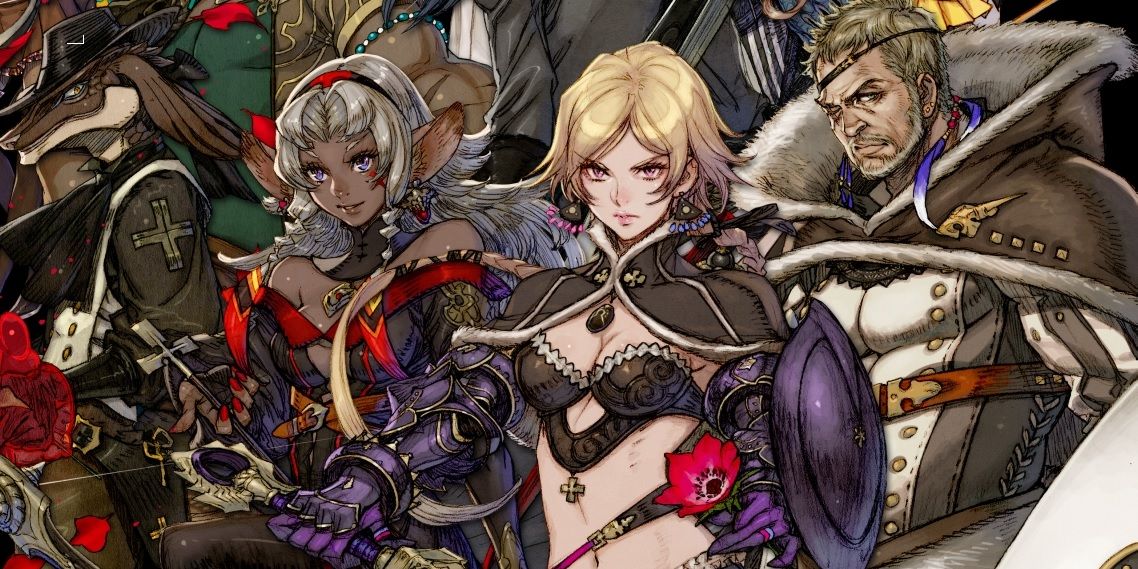 Final Fantasy creator's F2P RPG will have a time-based energy system you can pay to speed up
