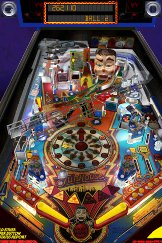 Cirqus Voltaire and Funhouse tables added to Pinball Arcade on iOS and Android