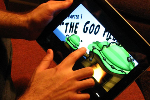World of Goo iPad oozes into the New Zealand App Store