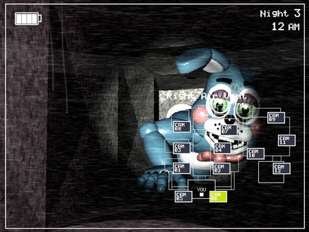 Five Nights at Freddy's 2 is free on the Amazon Appstore