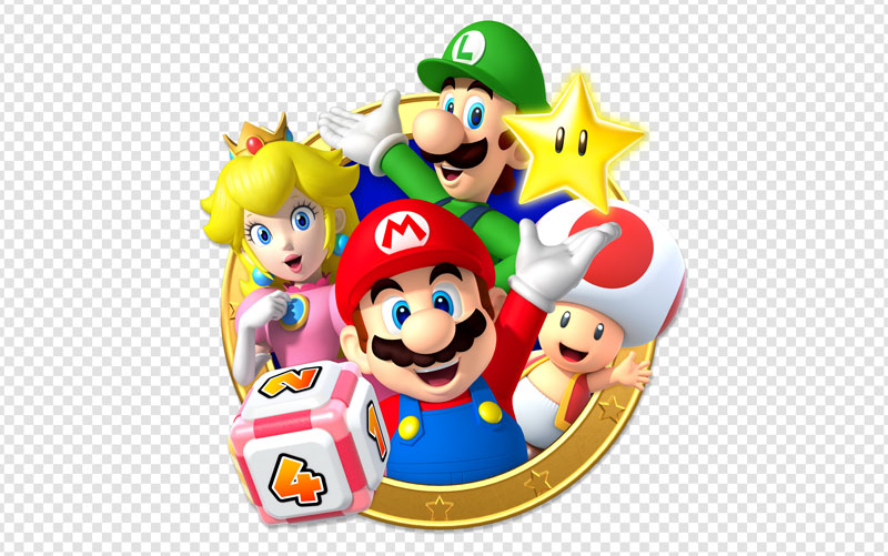Battle against your friends in Mario Party: Star Rush, out now on 3DS