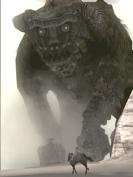 You can now play Shadow of the Colossus, ICO, and God of War on your PS Vita