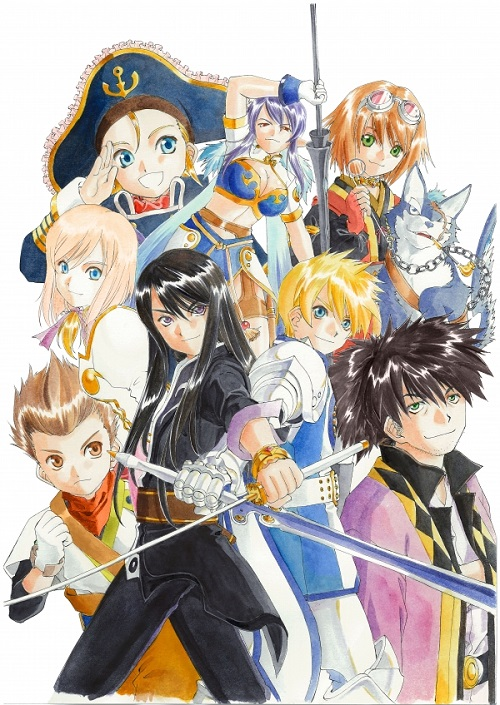 E3 2018 - Tales of Vesperia gets a tenth anniversary celebration with Definitive Edition on Switch