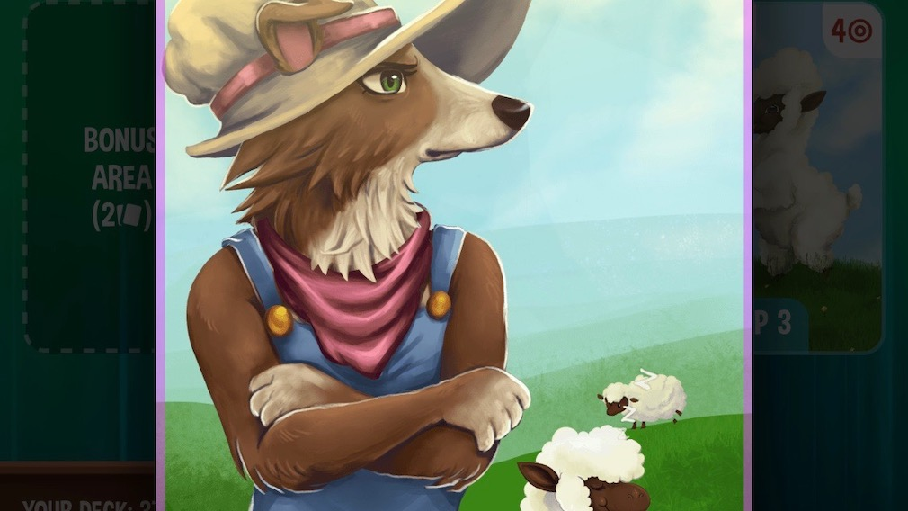"""Sheeping Around review - """"A card battling wolf in sheep's clothing"""""""