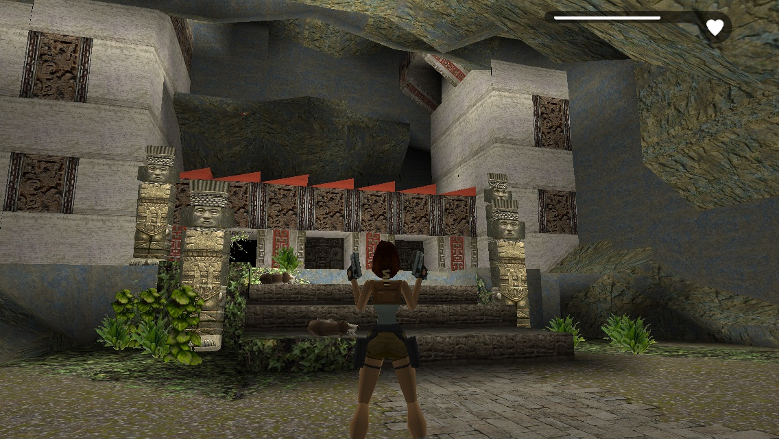 Lara Croft flashes us… with an App Store sale on Tomb Raider I
