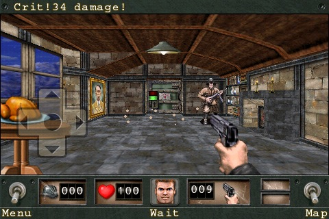 Wolfenstein RPG appears early on Japanese App Store